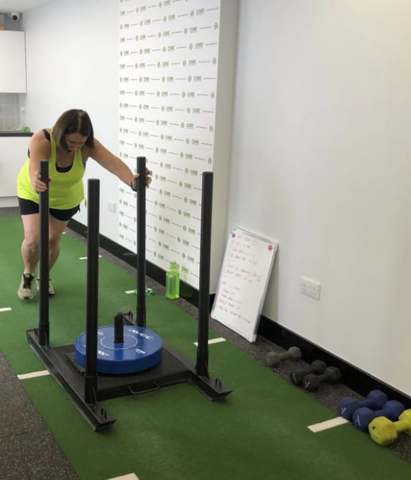 Core Fitness Small Group PT