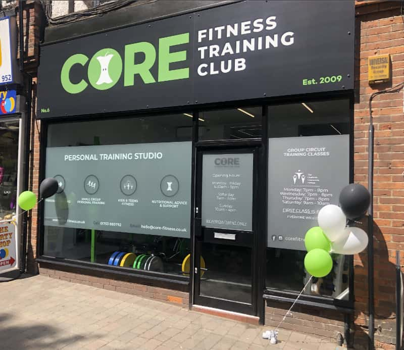 Core Fitness Is Open
